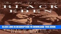 [PDF] Black Eden: The Idlewild Community (Michigan) Full Collection