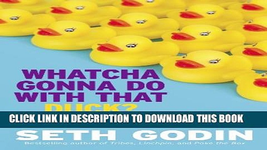 [PDF] Whatcha Gonna Do with That Duck?: And Other Provocations, 2006-2012 Full Colection
