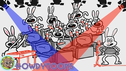The Making of Sleeping Bunnies - Music for Children by Howdytoons