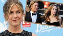 People Won't Stop Bringing Jennifer Aniston's Name Into Brad Pitt and Angelina Jolie's Divorce