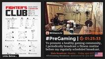 #PreGaming: @DAREBEES #FightersClub Workout (Kerbal Space Program @ 9pm US-EST)  (24)