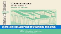 [PDF] Examples   Explanations: Contracts, Sixth Edition Full Online