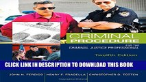 [PDF] Criminal Procedure for the Criminal Justice Professional Full Colection