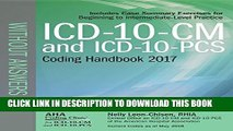 [PDF] ICD-10-CM and ICD-10-PCS Coding Handbook, without Answers, 2017 Rev. Ed. Full Colection