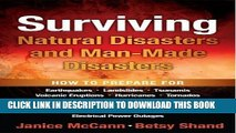 [PDF] Surviving Natural Disasters and Man-Made Disasters Full Online