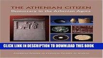 [PDF] The Athenian Citizen  Democracy in the Athenian Agora (Agora Picture Book) Full Collection