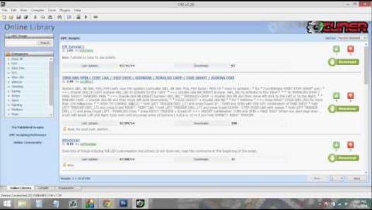 CronusMAX - How To Save Scripts From The Forums - video dailymotion