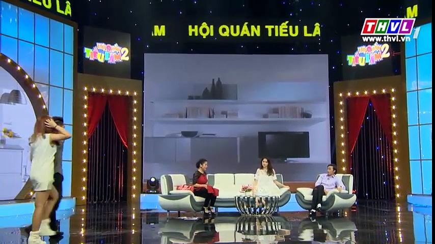 THVL - Hội Quán Tiếu Lâm Mùa 2 - Tập 2- Khách mời Hương Giang - Khởi My, Hoài Linh, Trường Giang