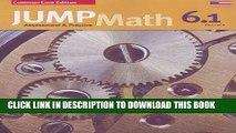 PDF] JUMP Math AP Book 6 1: US Common Core Edition Full Online