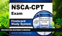 FAVORITE BOOK  Flashcard Study System for the NSCA-CPT Exam: NSCA-CPT Test Practice Questions