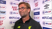 Jürgen Klopp - We were good, but we could have been better - Derby County 0-3 Liverpool FC