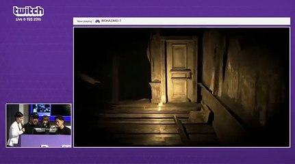 Démo Lantern au TGS de Resident Evil 7
