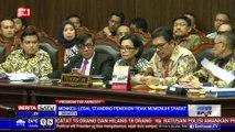 Pernyataan Sri Mulyani Terkait Permohonan Uji Materi UU Tax Amnesty