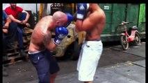 Street Boxing - HBO Boxing 2016 - Top Boxing Knockouts - Boxing Gym - Dragon Bruce Lee-ZQsWwakWY4Q