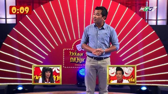Phần trình diễn của Nguyễn Chí Thoại tại thách thức danh hài mùa 1