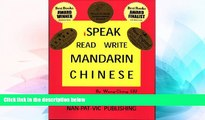 Big Deals  iSpeak Read Write Mandarin Chinese  Best Seller Books Most Wanted