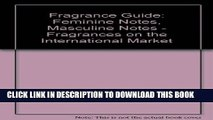 [PDF] Fragrance Guide: Feminine Notes, Masculine Notes - Fragrances on the International Market