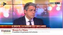 Jean-Christophe Lagarde sur les migrants : «  Nous avons le devoir de les accueillir »