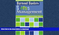 DOWNLOAD Burnout Busters: Stress Management for Ministry (Burnout Busters) (Burnout Busters) READ