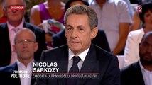 L'émission politique avec Monsieur Nicolas Sarkozy