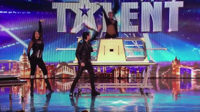 Top 10 Amazing Magicians Americas Got Talent And Britains Got Talent on Youtube