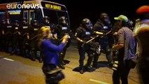Nuit d'émeutes à Charlotte après une bavure policière