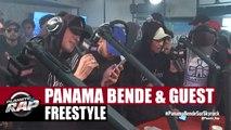Freestyle du Panama Bende dans Planète Rap