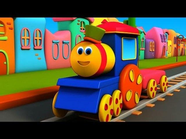 Bob, O Trem – A Aventura do Alfabeto