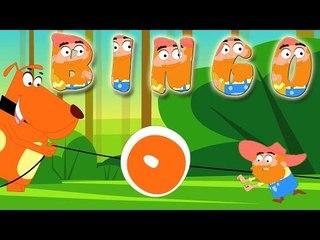 bingo rima   música berçário bingo para crianças   crianças canção para cantar