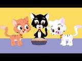 Kids TV Nursery Rhymes - Three Little Kittens   Popular nursery rhyme for kids   kids songs