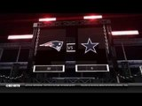 NEW ENGLAND PATRIOTS vs DALLAS COWBOYS RECAP