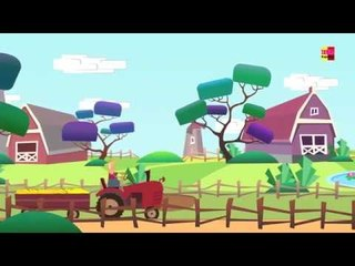 El viejo MacDonald tenía una granja | canción de cuna | canción de los niños |Old Macdonald