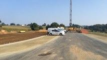 Rocade: cinq mois de chantier pour le pont de Paron
