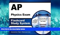 Popular Book AP Physics Exam Flashcard Study System: AP Test Practice Questions   Review for the