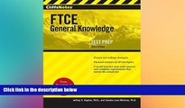 Big Deals  CliffsNotes FTCE General Knowledge Test, 3rd Edition  Free Full Read Most Wanted