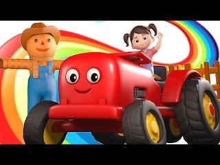 colors of the farm | nursery rhyme | kids rhymes | farmees | colors song