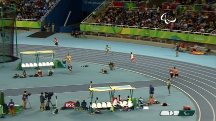 Day 2 evening - Athletics highlights - Rio 2016 Paralympic Games_11