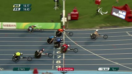 Day 2 evening - Athletics highlights - Rio 2016 Paralympic Games_10