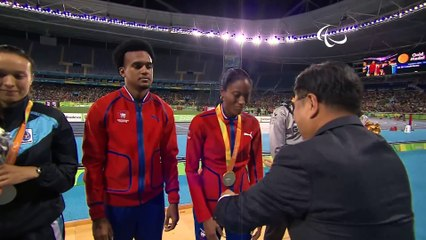 Day 2 evening - Athletics highlights - Rio 2016 Paralympic Games_15