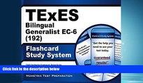 Popular Book TExES Bilingual Generalist EC-6 (192) Flashcard Study System: TExES Test Practice