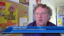 D!CI TV : Hautes-Alpes : La CGT inquiète du sort des salariés du service d'hospitalisation à domicile