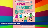 Big Deals  101 Movement Games for Children: Fun and Learning with Playful Movement (SmartFun