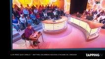 Il en pense quoi Camille ? : Matthieu Delormeau en stagiaire, Camille Combal lui donne des cours (Vidéo)
