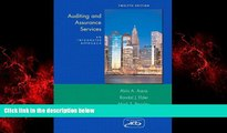 READ book  Auditing and Assurance Services: An Intergrated Approach and ACL Software (12th