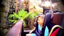 Indiana Jones Disneyland Paris video On Ride POV 2016 Front seat