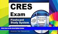 Big Deals  CRES Exam Flashcard Study System: CRES Test Practice Questions   Review for the