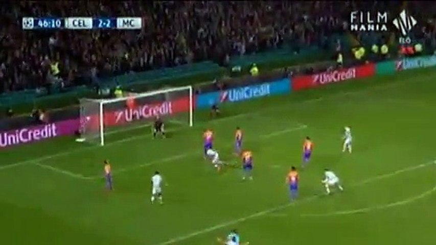 Moussa Dembele Goal HD - Celtic 3-2 Manchester City 28.09.2016 HD