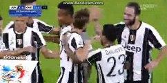 Daniele Rugani Incredible Goal HD - Juventus 1-0 Cagliari Calcio - Serie A - 21/09/2016