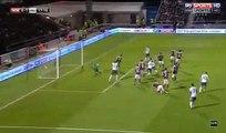 0-1 Michael Carrick Goal HD Northampton Town 0-1 Manchester United 21.09.2016 HD