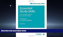 Online eBook Essential Study Skills: The Complete Guide to Success at University (SAGE Study